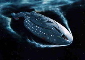 Science Fiction spaceship Star Trek c Star Trek